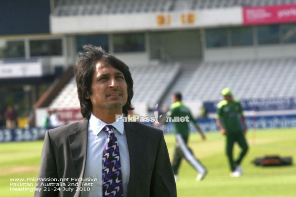 IMG 0071 - Commentator Rameez Raja was never fined by the ICC