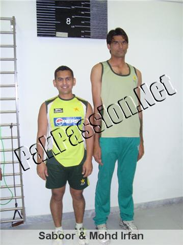 exclusive interview mohammad irfan part 2