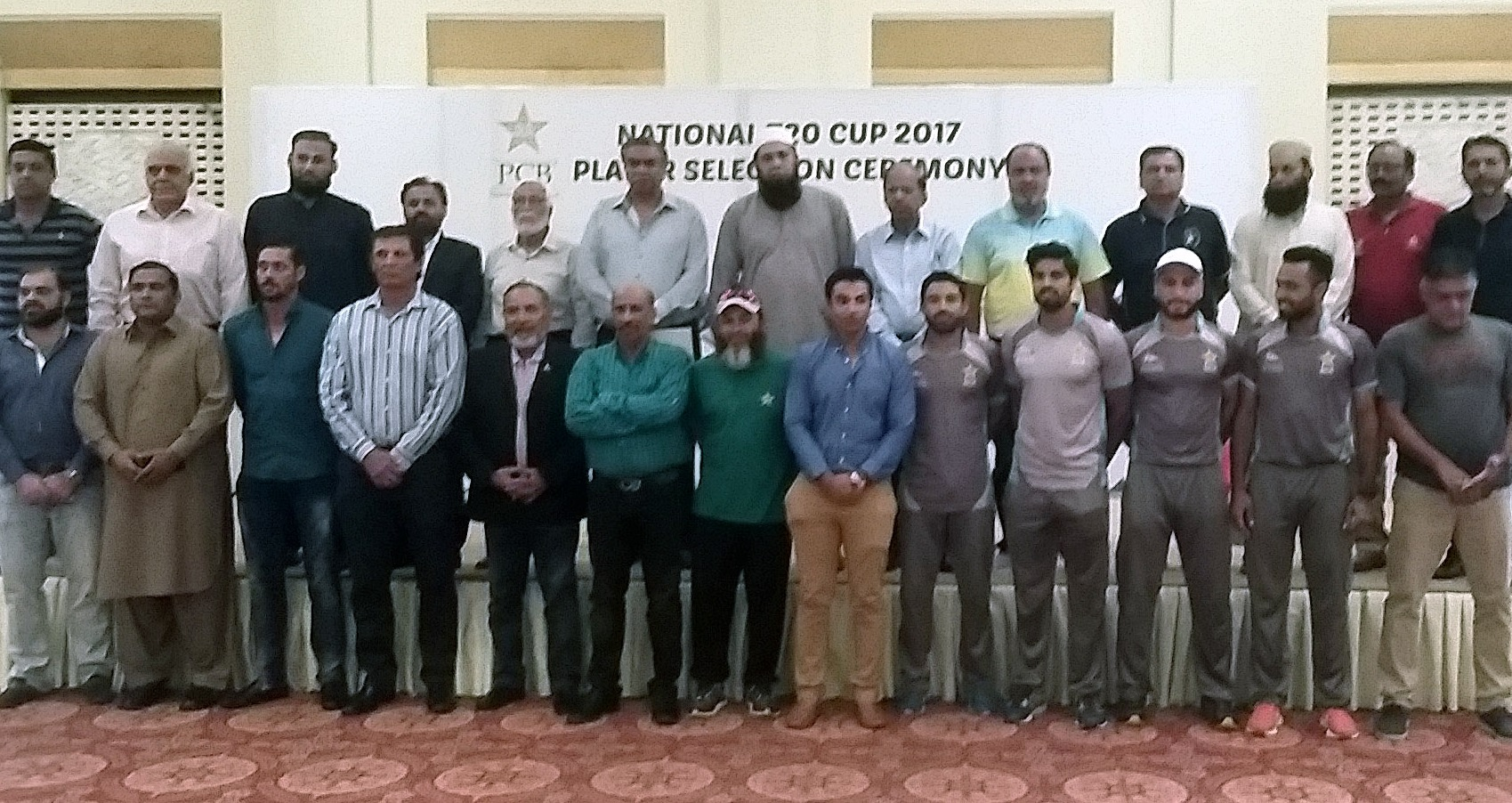 National T20 Cup postponed, to be held from 4th to 19th November