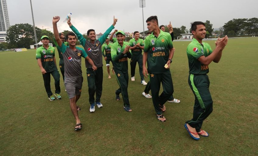 Pakistan to meet Afghanistan in the ACC U-19 Youth Asia Cup final