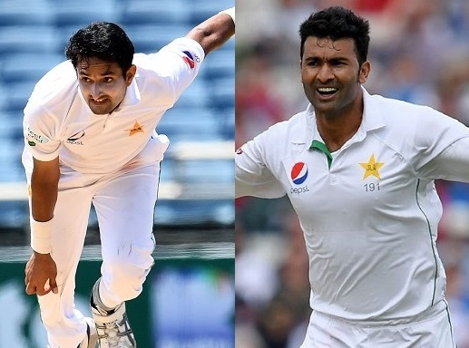 Leicestershire sign Mohammad Abbas and Sohail Khan for the 2018 season