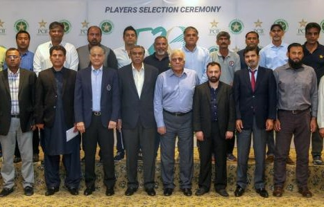 Players selected in eight teams for National T20 Cup 2018