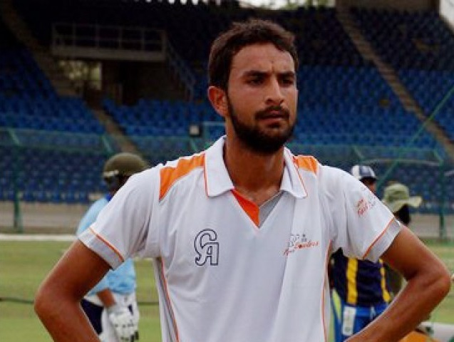 Pacer Ahmed Jamal takes 7 out of 7 wickets for SSGC in the 2017/18 Quaid-e-Azam Trophy