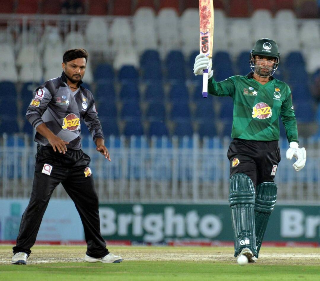 Federal Areas down Balochistan by four wickets in high scoring encounter