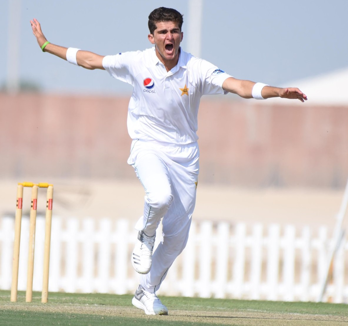 Pakistan A reach 33/2 at Stumps after bowling out England Lions for 240