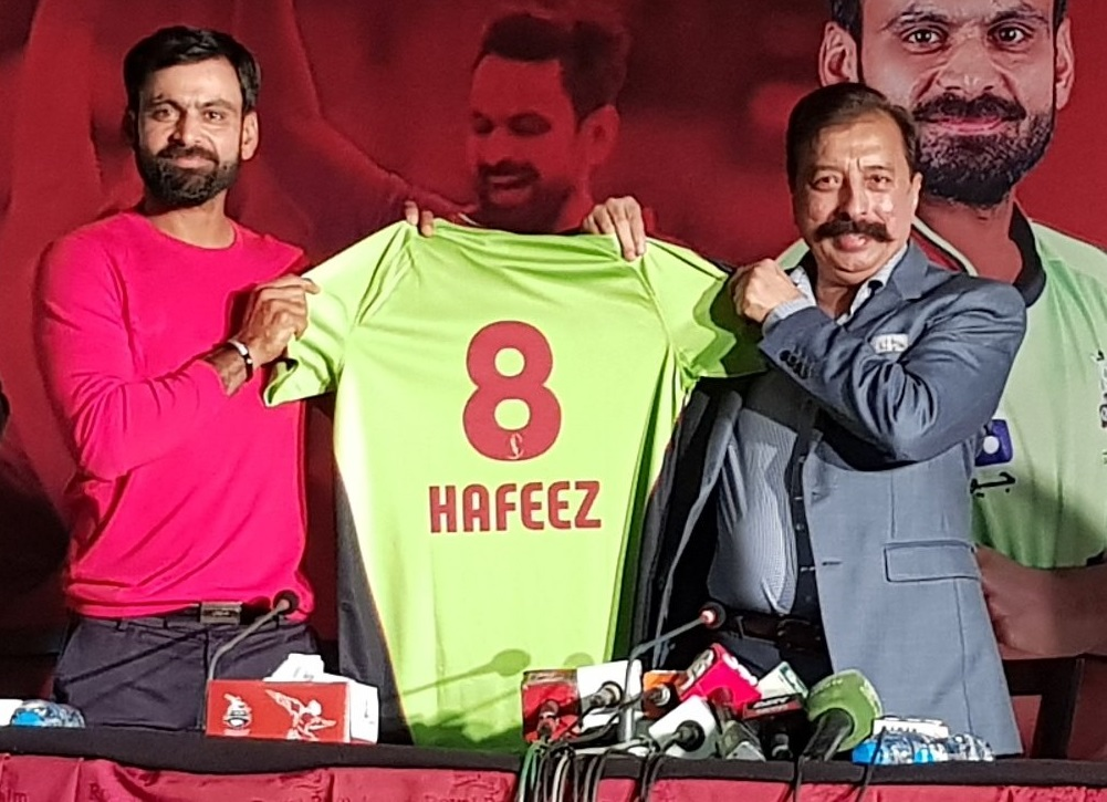 Mohammad Hafeez appointed as captain of Lahore Qalandars for PSL 4