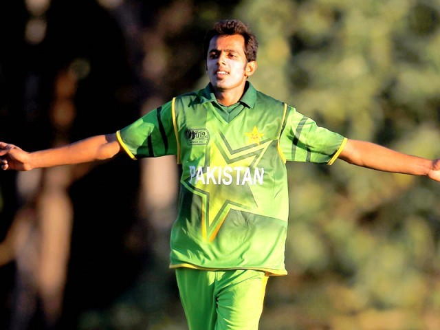 Zia-ul-Haq drafted into the Pakistan A squad to replace Imran Khan for the Sri Lanka Tour