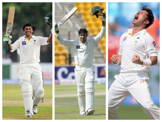 Misbah and Younis remain in top 10 batsmen after Test rankings update