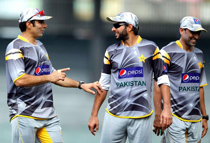 PCB to honour Misbah-ul-Haq, Younis Khan and Shahid Afridi at a ceremony in September