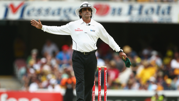 ICC withdraws Asad Rauf from ICC Champions Trophy 2013‏