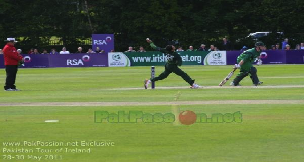 Kevin O'Brien Heroics Secure Tie with Final-ball Boundary