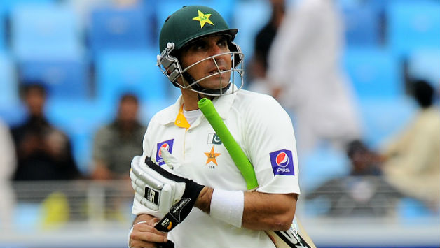 misbah ul haq disappoint buzz
