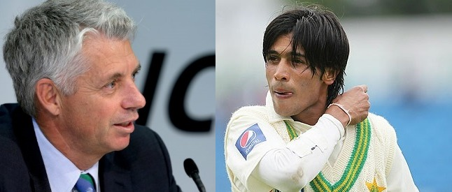 David Richardson warns that Mohammad Amir's return may take time