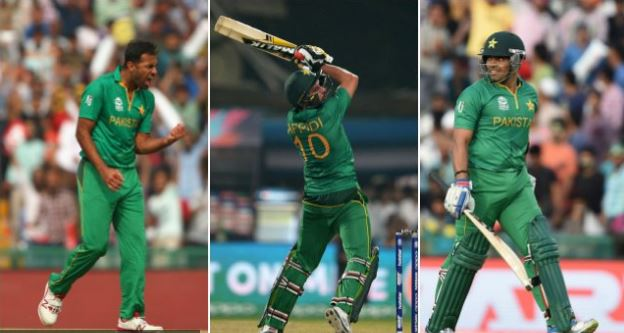 The grand plans of Wahab Riaz, Shahid Afridi and Umar Akmal as they ply their trade in England ahead of summer Pakistan tour