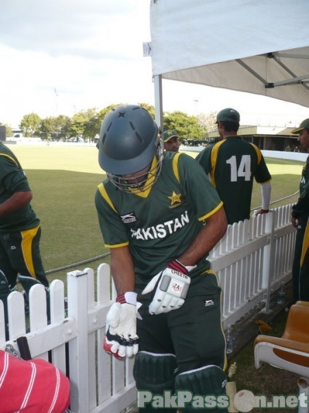 Pakistan A vs Australia A - Brisbane - July 2009
