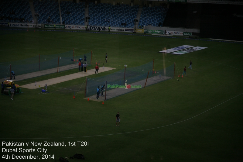Pak v NZ - 1st T20