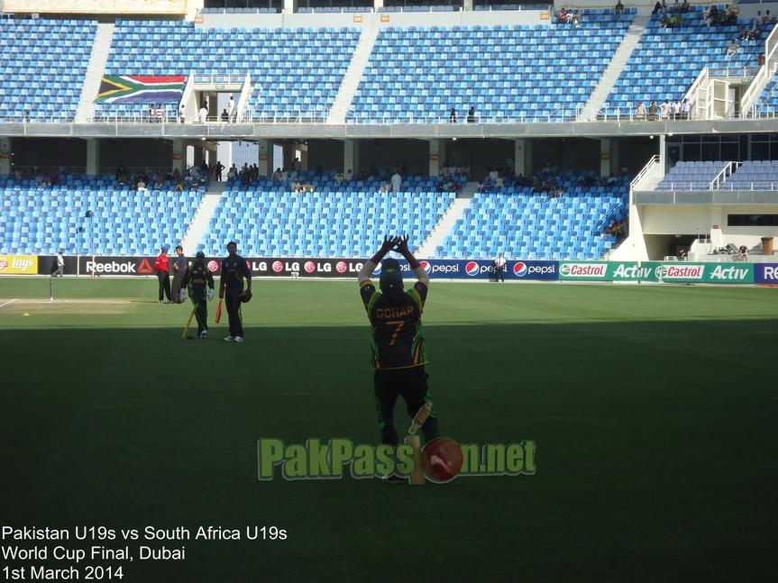 Pakistan Under-19s vs South Africa Under-19s