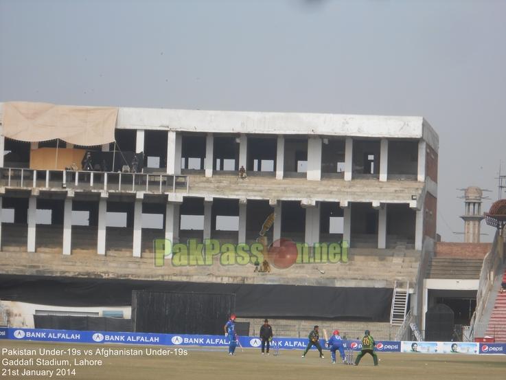 Pakistan Under-19s vs Afghanistan Under-19s