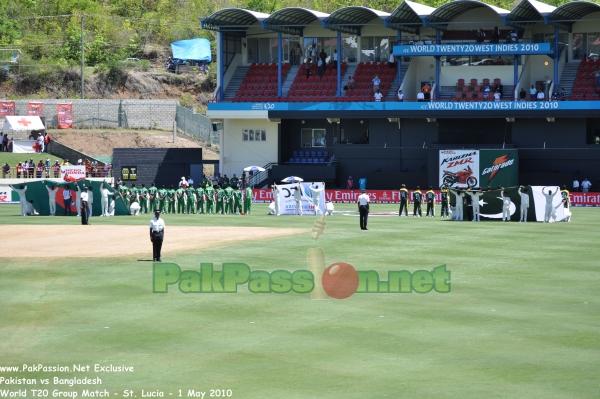 Pakistan v Bangladesh World T20