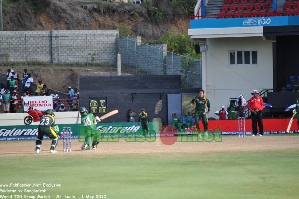 Pakistan vs Bangladesh World T20