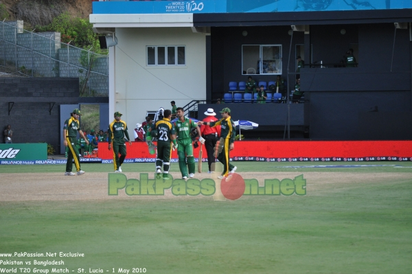 Pakistan v Bangladesh World T20