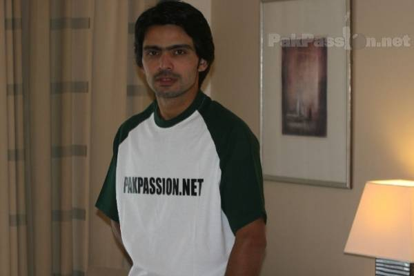 Players in PakPassion Shirts