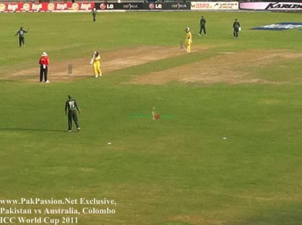 Pakistan vs Australia | Group A | ICC CWC 2011
