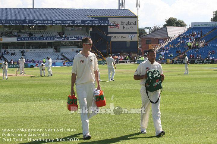 Pakistan v Australia Test Series - 2nd Test - Headingley - Day 2 & 3