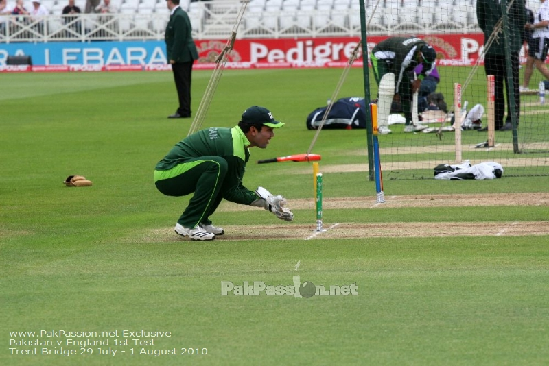 Pakistan v England Test Series - 1st Test - Nottingham