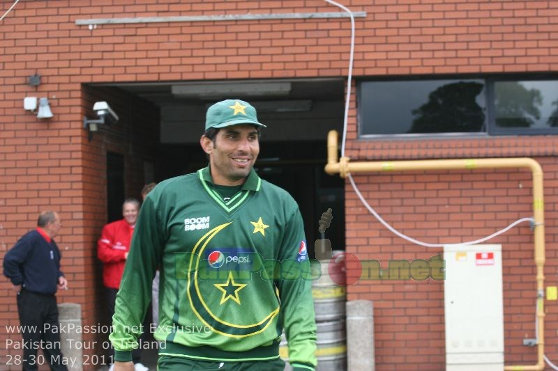 Misbah-ul-Haq (Captain)