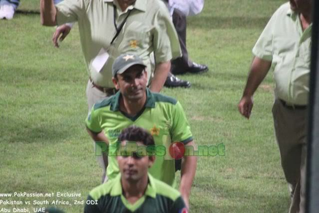 Abdur Rehman and Umar Akmal