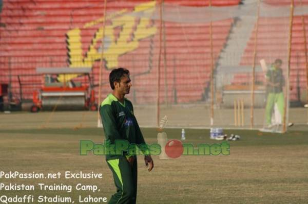 Pakistan Training Camp