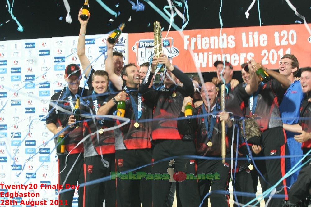 Friends Life Twenty20 Finals Day