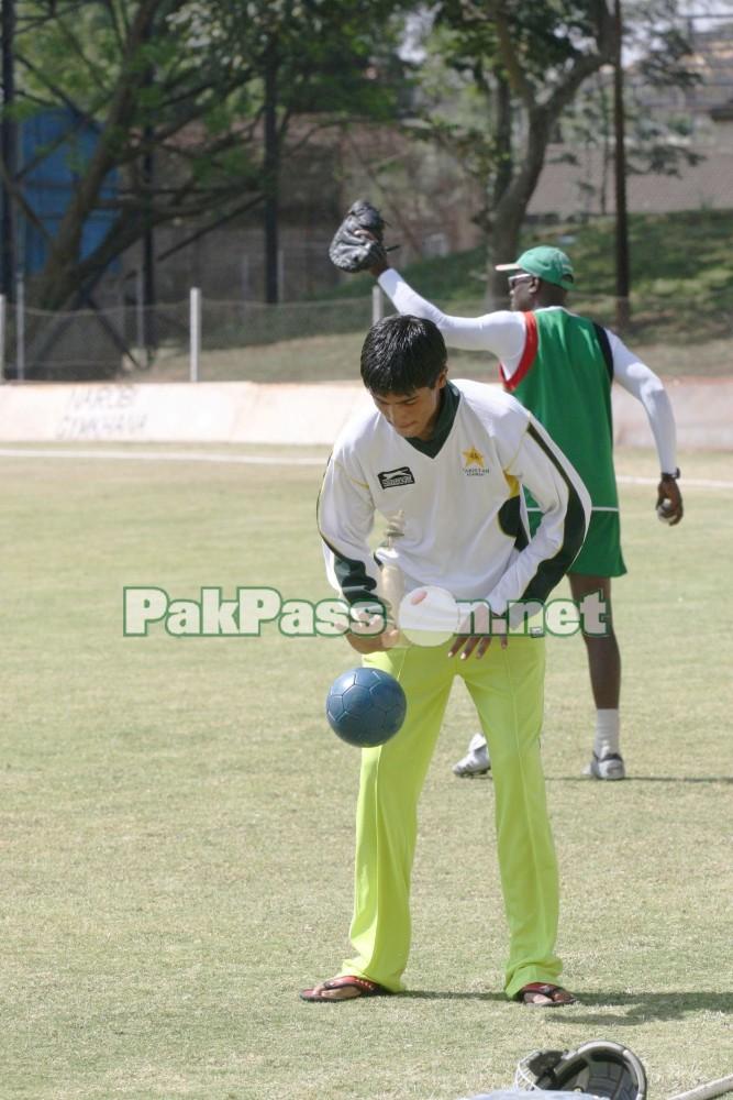 Pakistan Academy Tour of Kenya 2008