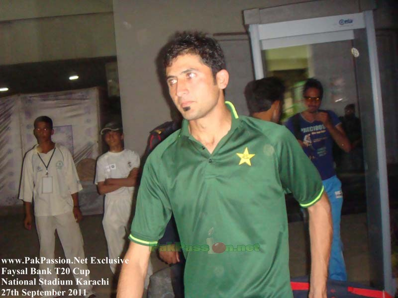 Faysal Bank Twenty20 Cup 2011 - National Stadium Karachi