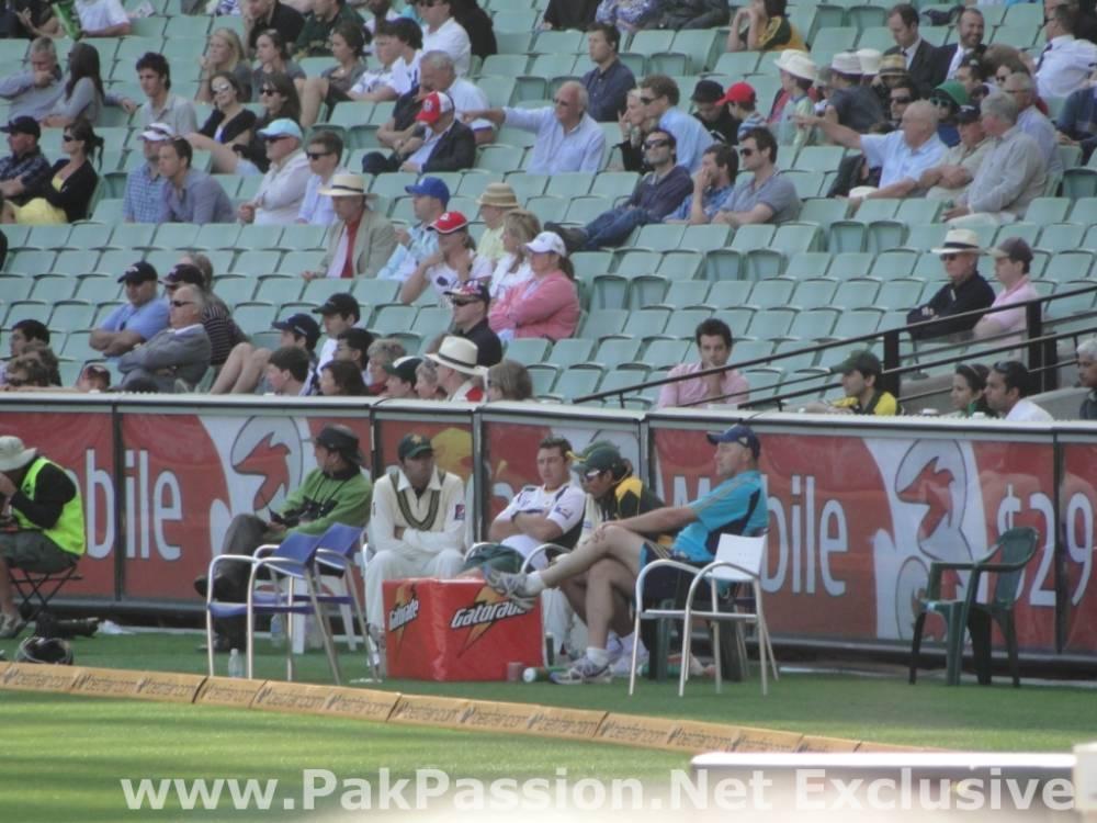 Australia v Pakistan, 1st Test - Day 1 @ The MCG