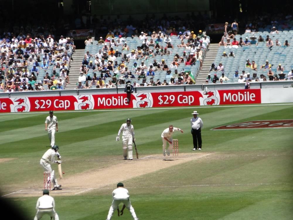 Australia v Pakistan, 1st Test - Day 3 @ The MCG