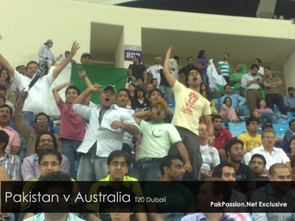 Cricket lovers