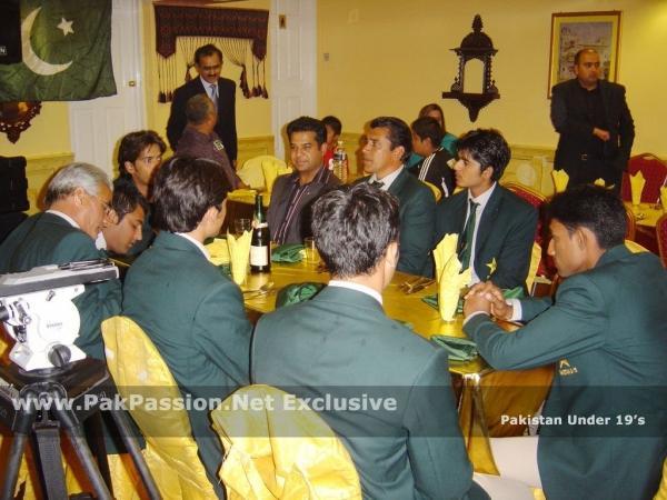 Pakistan U19 Team