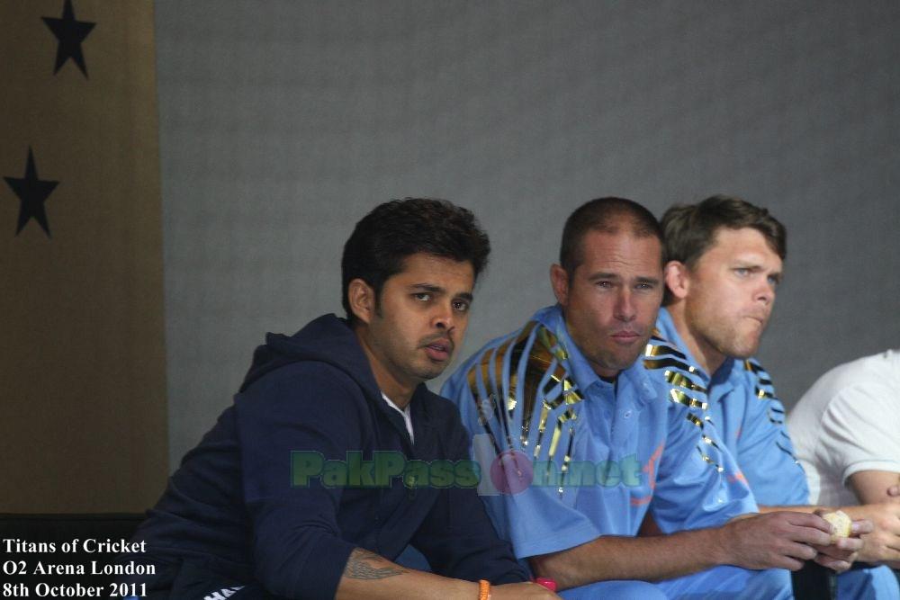 Titans of Cricket, London 02 Arena, 08/10/2011