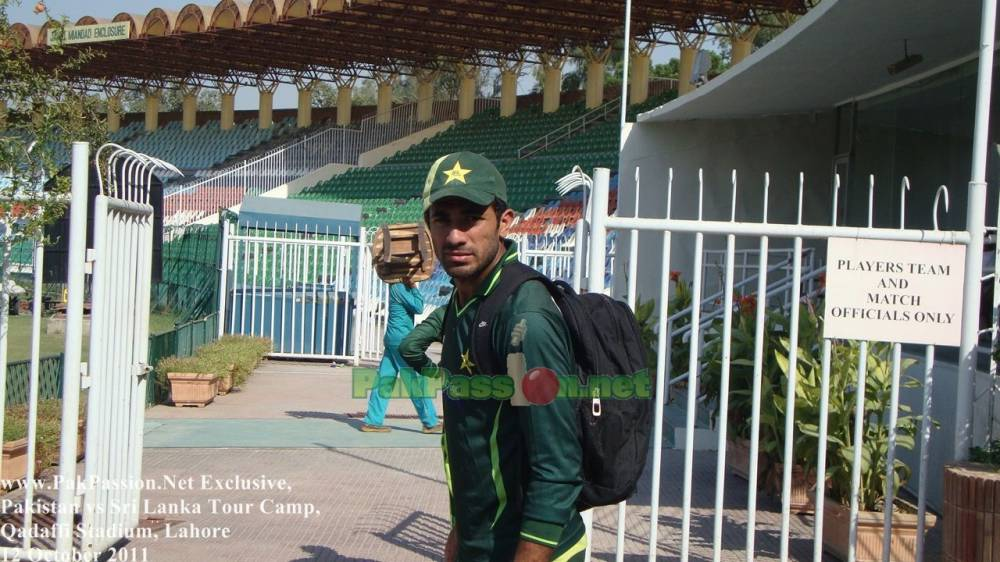 Pakistan Pre-Series Camp