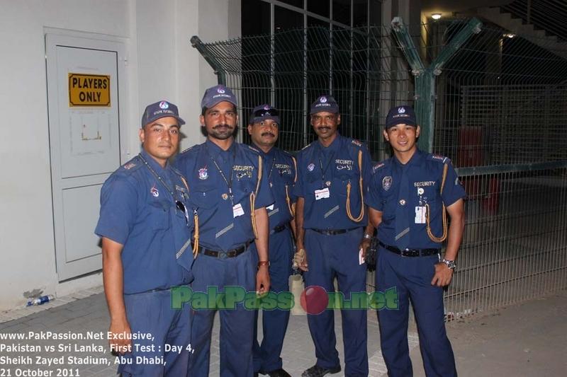 Pakistan vs Sri Lanka | Abu Dhabi | Day Four | 21 October 2011