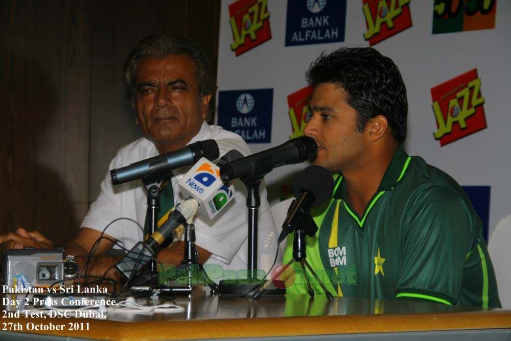 Azhar Ali and Naushad Ali