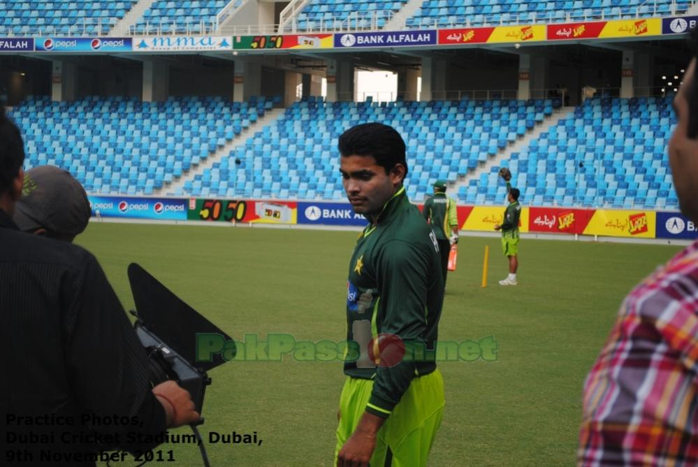 Pakistan vs Sri Lanka | 1st ODI | Dubai | 11 November 2011