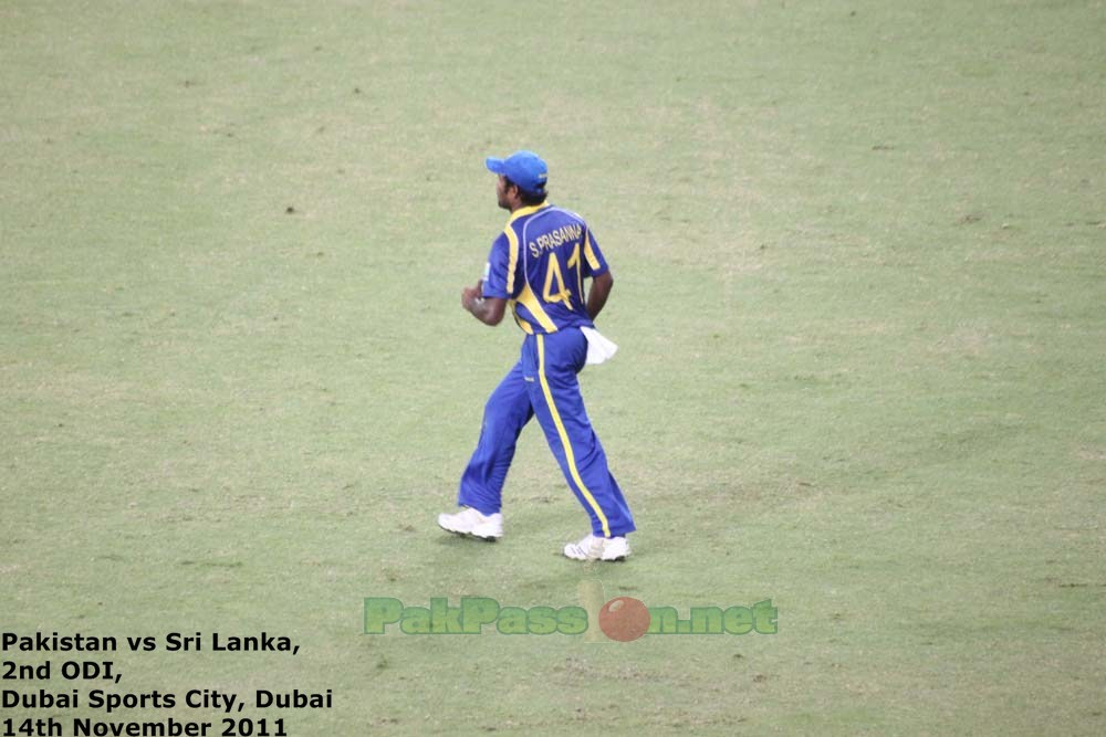 Pakistan vs Sri Lanka | 2nd ODI | Dubai | 14 November 2011