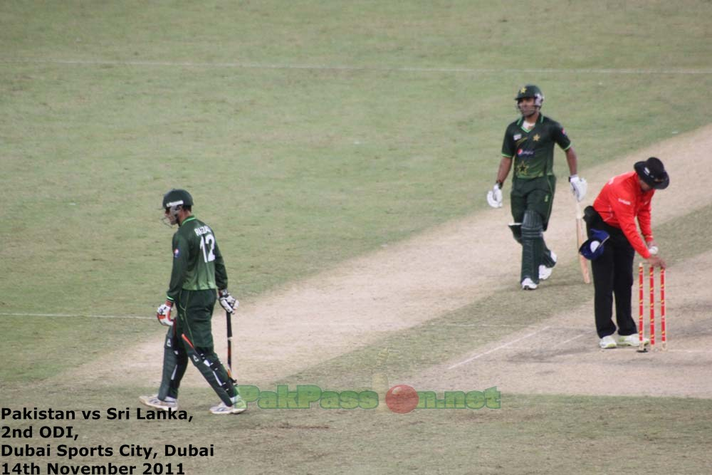 Pakistan vs Sri Lanka | 2nd ODI | Dubai | 14 November 2011