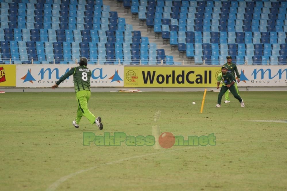 Pakistan vs Sri Lanka   2nd ODI   Dubai   Pre-Match Practice Pictures