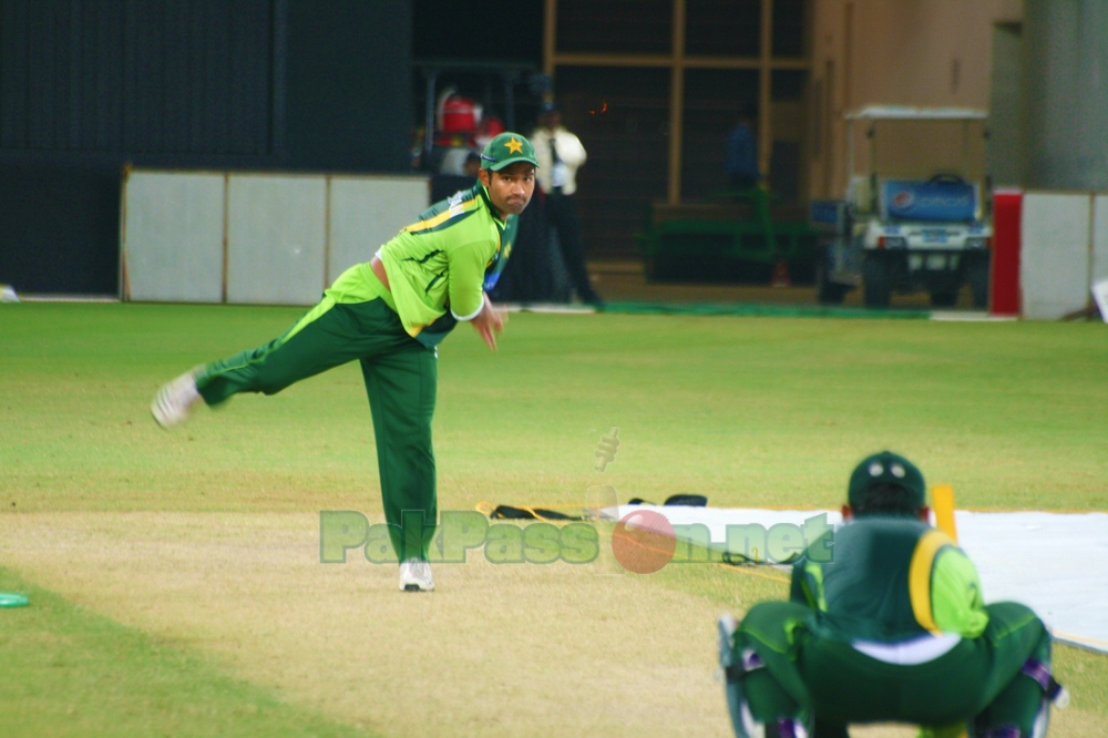 Pakistan vs Sri Lanka | 2nd ODI | Dubai | Pre-Match Practice Pictures