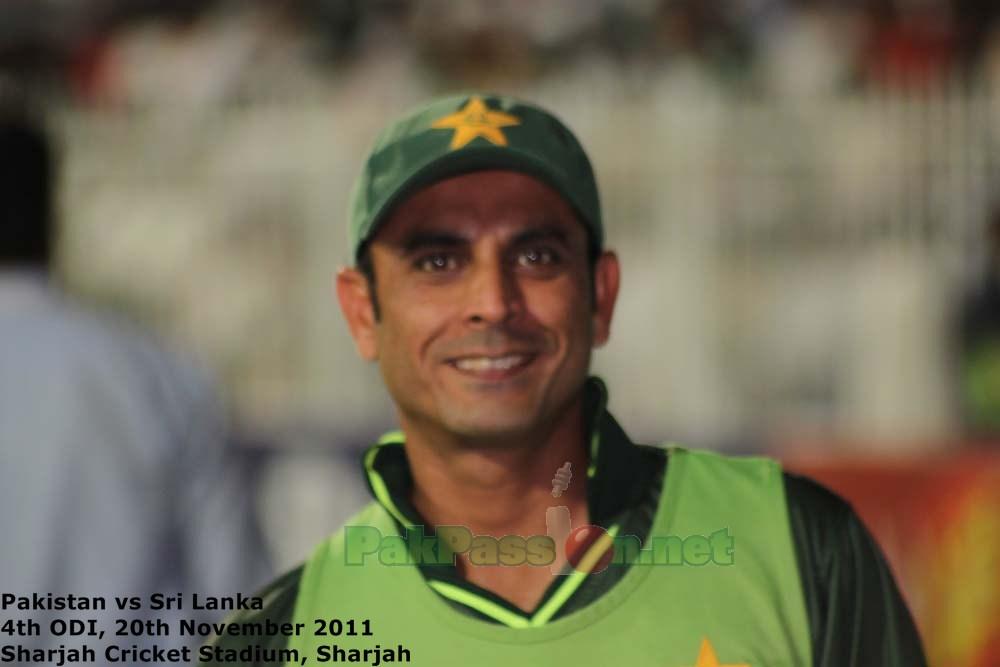 Adur Rehman smiles for the camera