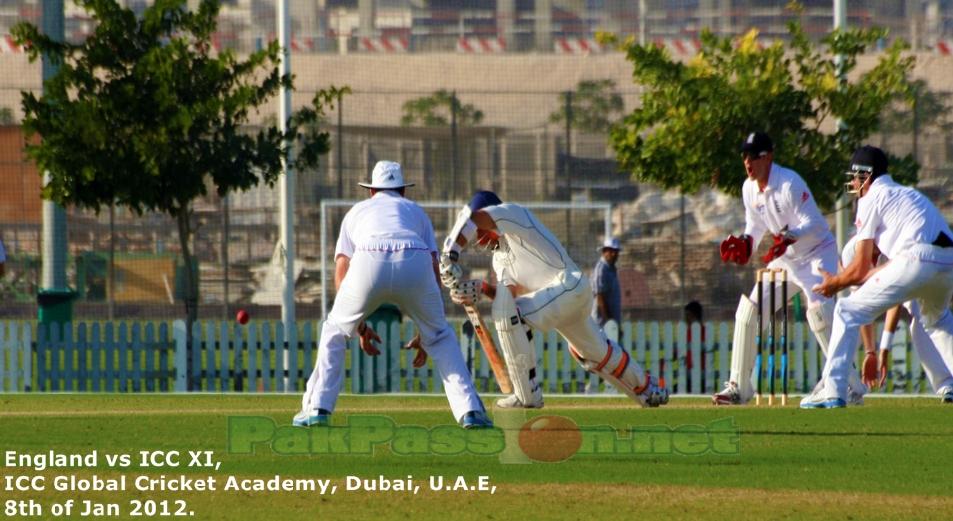 ICC XI Batting